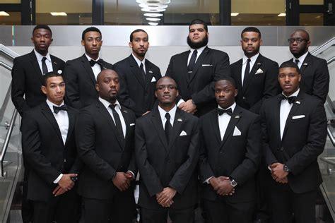collegiate  black men  mmc officers