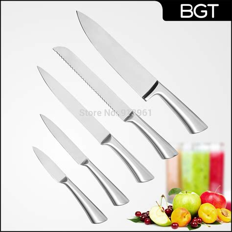 "Newest 3.5"" 5"" 8"" inch Stainless Steel Kitchen Knife Set"