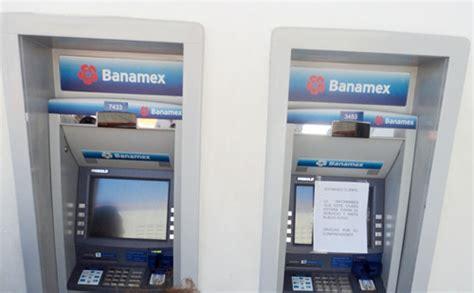 sucursales banamex fallan cajeros de sucursales banamex diario imagen