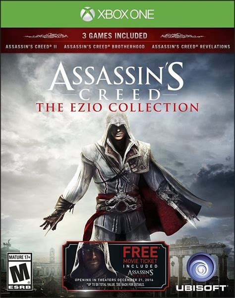 Kaset Ps4 Assassin S Creed The Ezio Collection assassin s creed the ezio collection review capsule computers