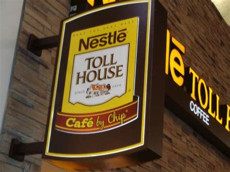 Nestle Toll House Cafe by Sign