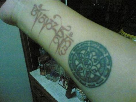 om mani padme hum tattoo today s om padme hum