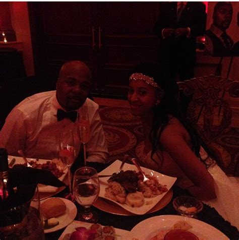 Rapper Memphis Bleek marries girlfriend Ashley Coombs.