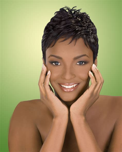 short hairstyles african hair services impressions beauty salon