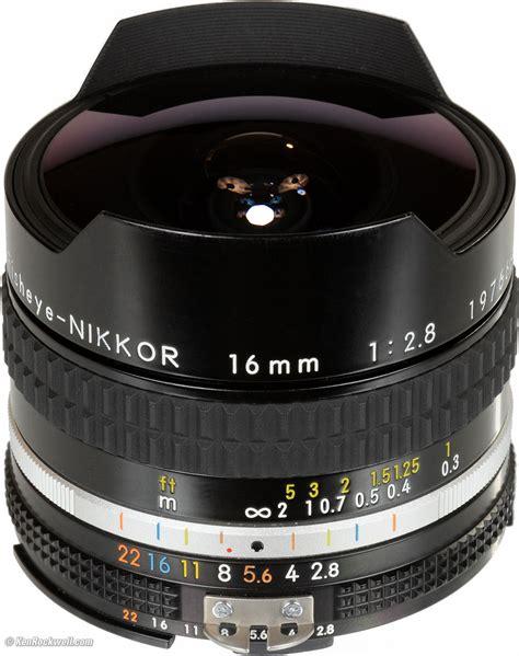 Af 16mm F2 8 D Fisheye Nikkor Lens nikon 16mm f 2 8 fisheye review