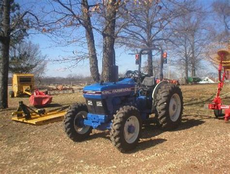 farmtrac 545 dtc with specifications