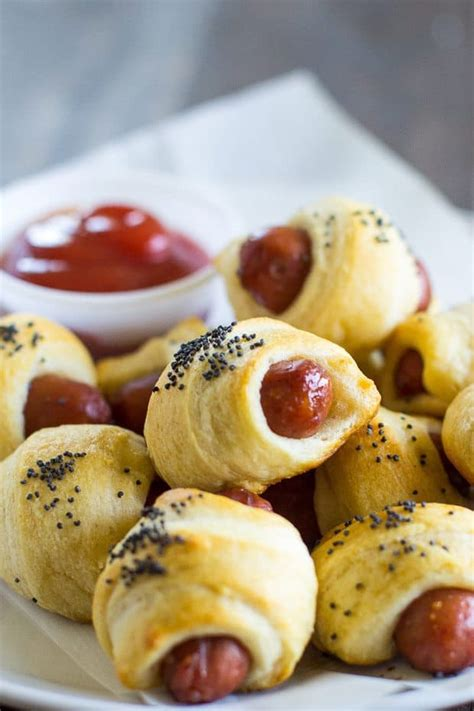 Pigs In A Blanket Easy by Easy Ways To Make Smokies