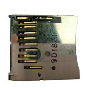 Memory Card Nikon D3100 Sd Memory Card Slot Assembly Replacement For Nikon D3100