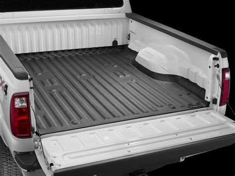 weathertech bed liner weathertech techliner bed liner superduty with 6 5 bed