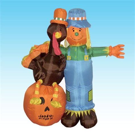 9 best images about thanksgiving inflatables on pinterest