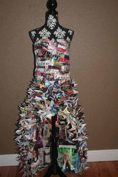 recycled dress design recycled dress you re joining the circus the