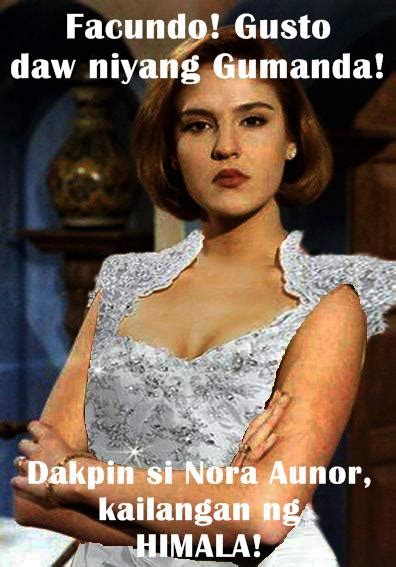 Nora Aunor Memes - senyora santibanez meme www pixshark com images