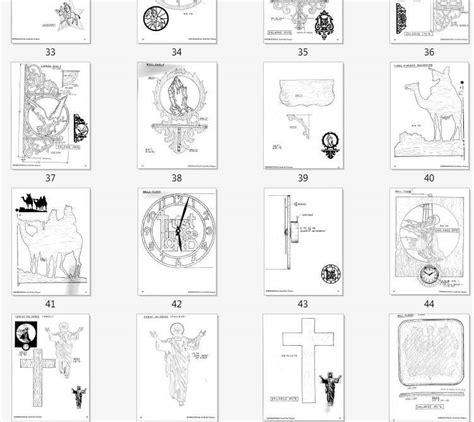 scrollsaw woodworking crafts pdf scroll saw projects free pdf plans diy free