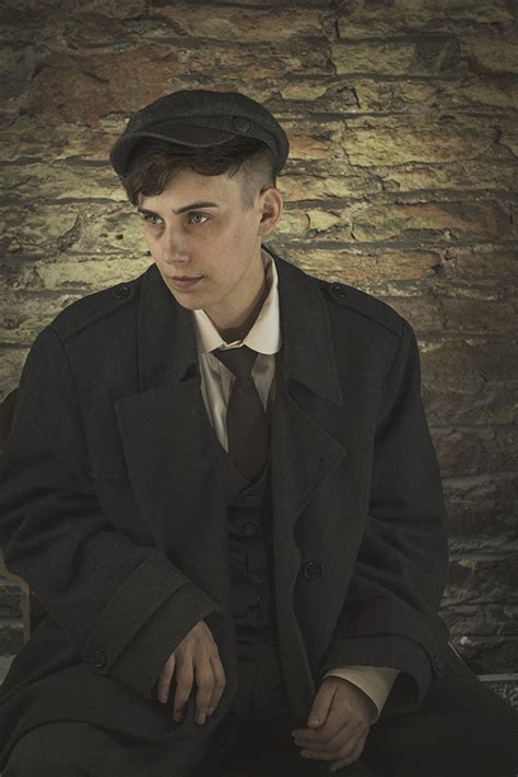 thomas shelby hair by the hair of the peaky blinders beardsgaard barbers