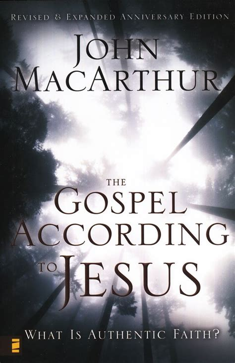 valleys when you jesus but books book review the gospel according to jesus by