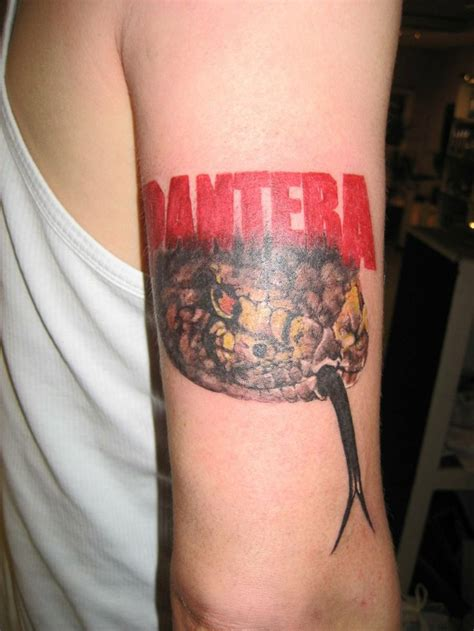 pantera tattoo 36 best inspiring images on
