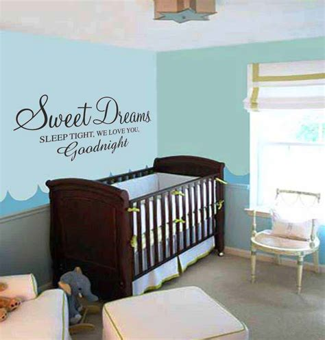 wall decal quotes for nursery thenurseries
