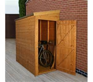 lean to wooden sheds uk