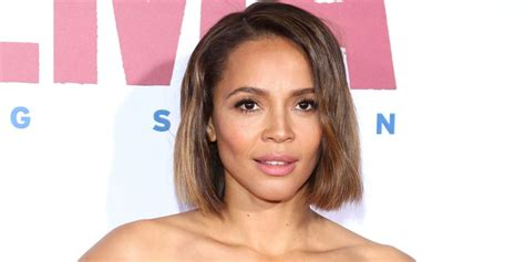 celebrity news photos and interviews bet carmen ejogo talks working with whitney and her new film