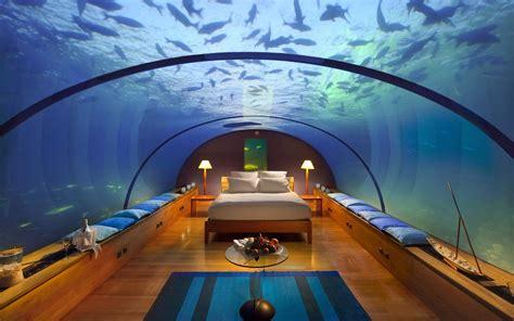 maldives bedroom hydropolis underwater hotel dubai