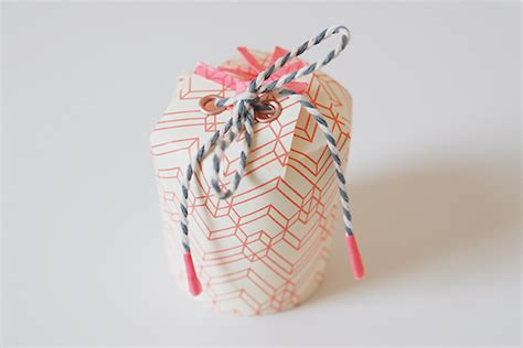 Paper Mashing Craft - paper cup gift boxes