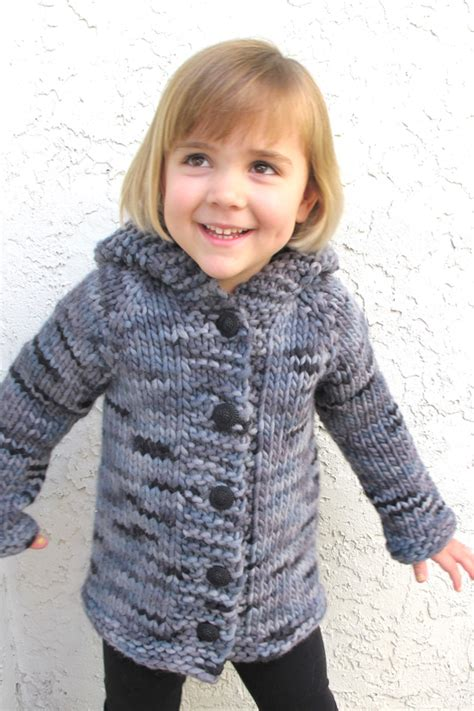 children s sweater knitting patterns 126 children s bulky top coat knitting and
