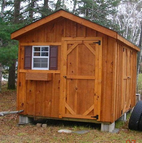 8x10 Sheds by Shed Plans 8 X 10 Free Cost Effective Industrial Shed
