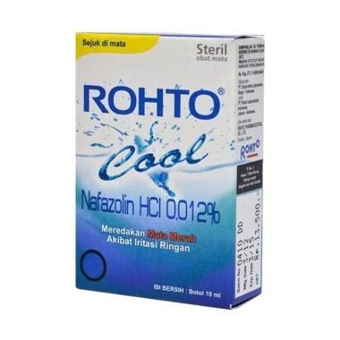 Rohto Obat Mata Cool 10ml jual rohto cool obat tetes mata 10 ml harga