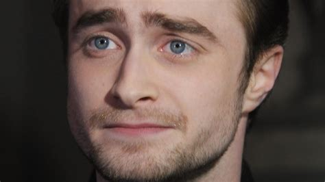male public hairstyle daniel radcliffe told not to trim his pubic hair for