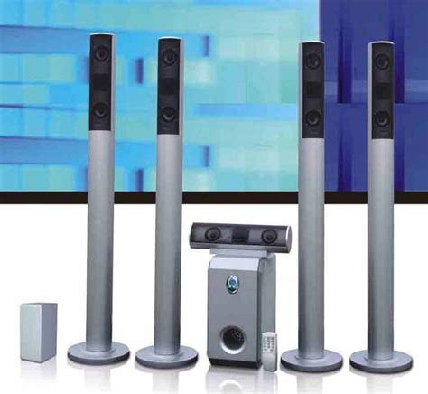 china 5 1 wireless speaker system rf 6651 china