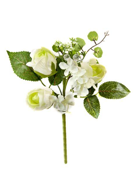 Petit Bouquet De Fleurs by Petit Bouquet De Roses Ivoire Artificielles D 233 Coration