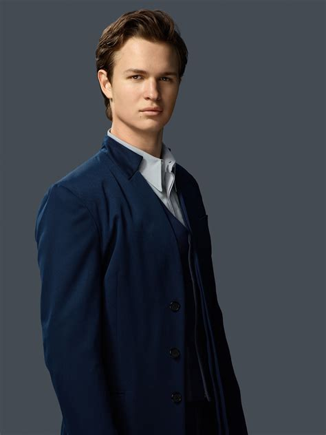 ansel elgort divergent 2014 promotional shoot ansel elgort photo