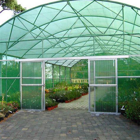 nylon coated green nursery shade net packaging type