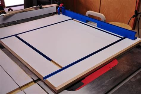 jigs and techniques 4 flexi sled table saw sled by