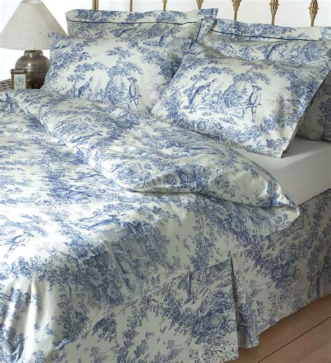 blue toile comforter duvet covers
