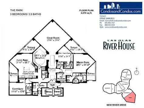las olas river house floor plans las olas river house condo floor plans house plans