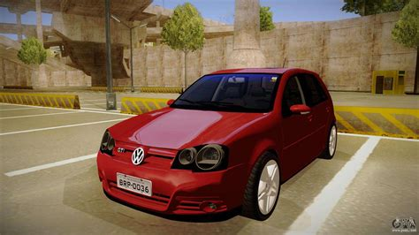 2008 Golf Gti by Vw Golf Gti 2008 For Gta San Andreas