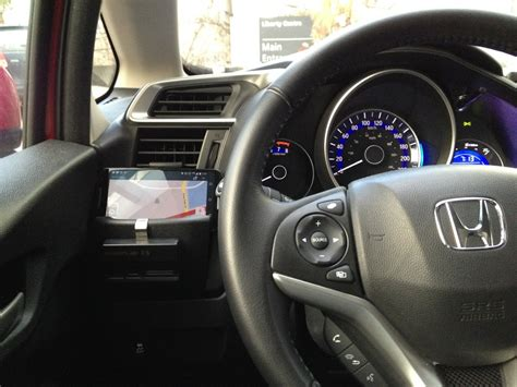 Gk Interior Solutions by Phone Holder Solution Unofficial Honda Fit Forums
