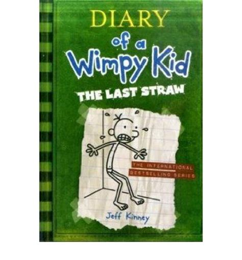 diary of a wimpy kid the last straw book report 17 best images about diary of a wimpy kid on