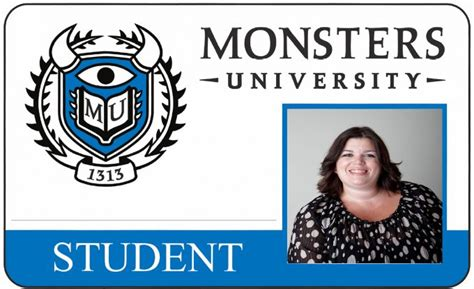 printable monster high student id cards fantastic free monsters university printable activity sheets