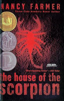 house of scorpion summary the house of the scorpion nancy farmer books literature forum neoseeker forums
