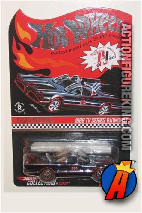 Hotwheels Original Wheels Zotic Limited limited edition wheels redline club 1966 batman batmobile die cast vehicle