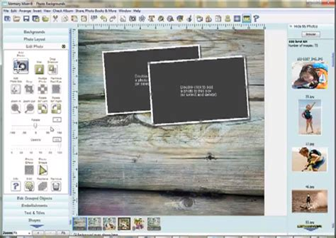 best scrapbook software 7 best digital scrapbooking software