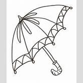 Umbrella Coloring Pages, Umbrella Coloring sheets, Printable Umbrella ...