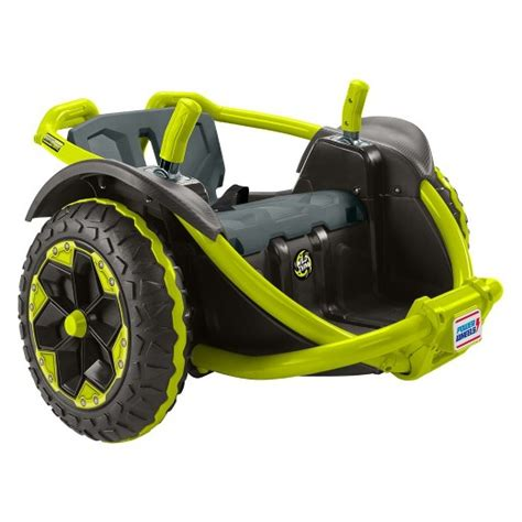 power wheels fisher price power wheels thing green target