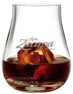 bicchieri zacapa confezione 6 bicchieri degustazione rum centenario zacapa