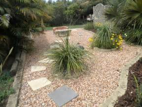 Small Pebble Garden Ideas Landscaped Garden Design Using Pebbles With Vegetable Patch Rockery Gardens Photo 182720