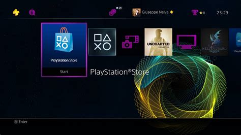 ps4 themes spiral this ps4 dynamic theme released by sony is actually very