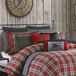 Double Bed Valance Sheet Williamsport Plaid Twin Xl Duvet Style Comforter Set And