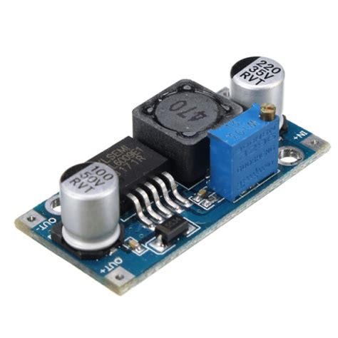 Auto Buck Boost Xl6009 Dc Step Up Converter 125v35v Board 10pcs dc dc boost buck adjustable step up step automatic converter xl6009 module alex nld